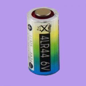 4LR44 féltartós 6V elem