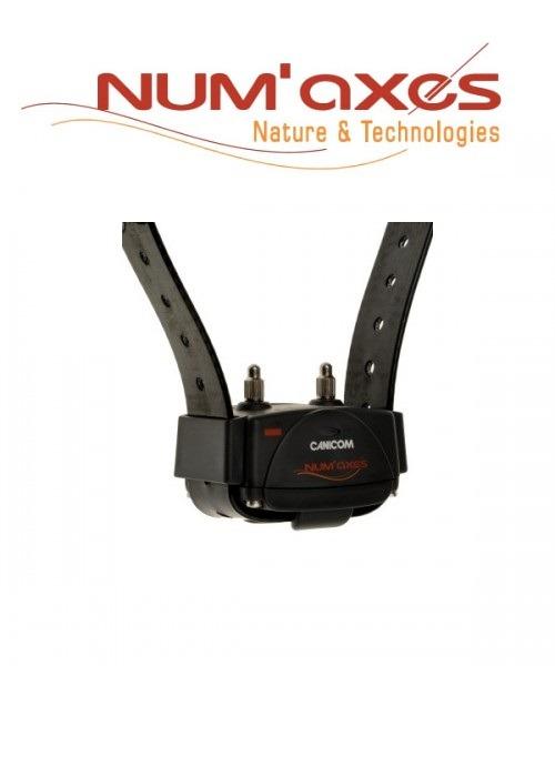 NUM'AXES CANICOM 1500 Elektromos nyakörv, vadászatra kiváló 4