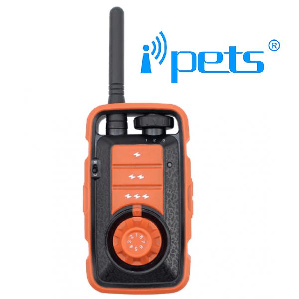 iPETS 610 Távirányítós elektromos kiképző nyakörv vízálló adó és vevőegység vadászatra is kiváló 4