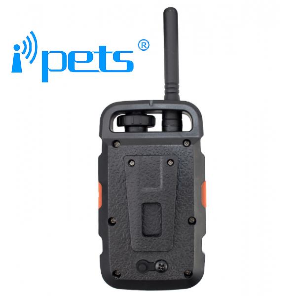 iPETS 610 Távirányítós elektromos kiképző nyakörv vízálló adó és vevőegység vadászatra is kiváló 5