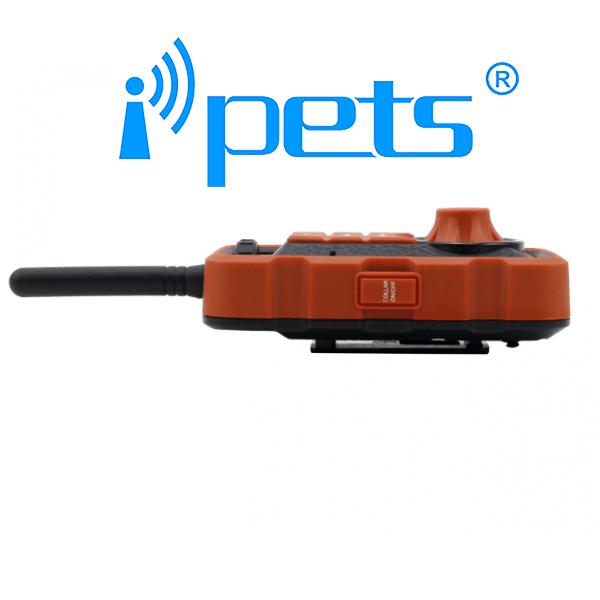 iPETS 610 Távirányítós elektromos kiképző nyakörv vízálló adó és vevőegység vadászatra is kiváló 6