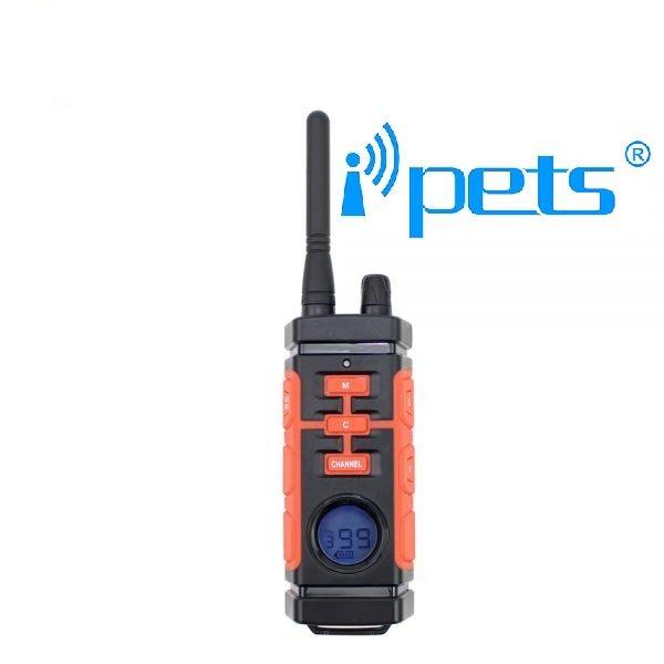 iPETS 616 Távirányítós elektromos kiképző nyakörv vízálló adó és vevőegység vadászatra is kiváló 5