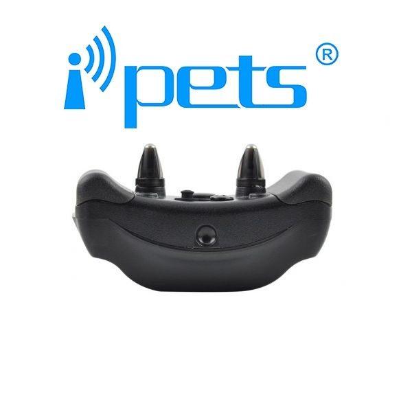 iPETS 610 Távirányítós elektromos kiképző nyakörv vízálló adó és vevőegység vadászatra is kiváló 8