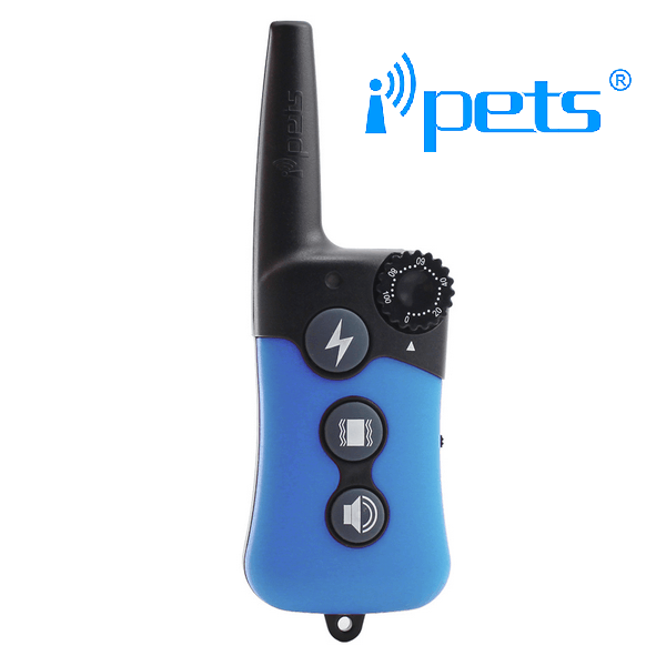 iPETS 619 Távirányítós elektromos kiképző nyakörv vízálló adó és vevőegység 4