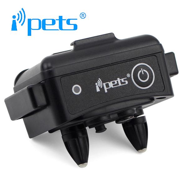 iPETS 619 Távirányítós elektromos kiképző nyakörv vízálló adó és vevőegység 5