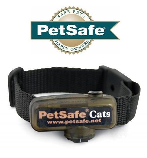 Petsafe Láthatatlan kerítéshez macskáknak plusz nyakörv 3