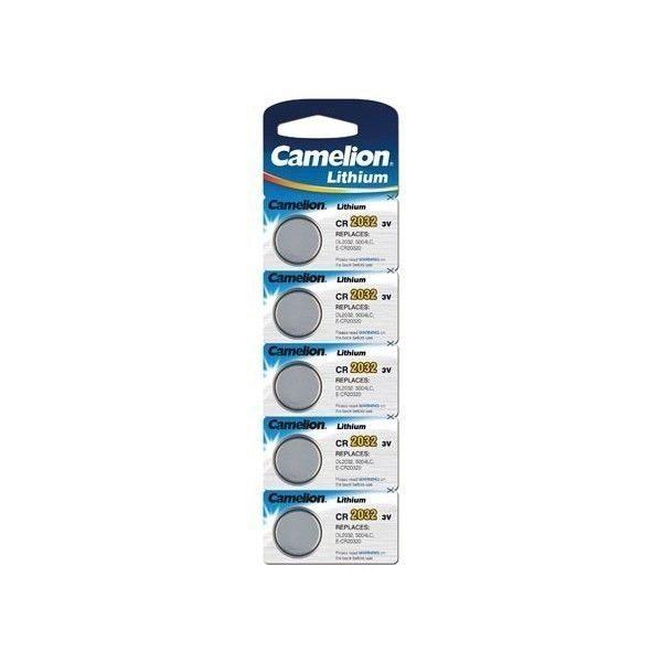 Camelion CR2032 lithium gombelem 3V 4