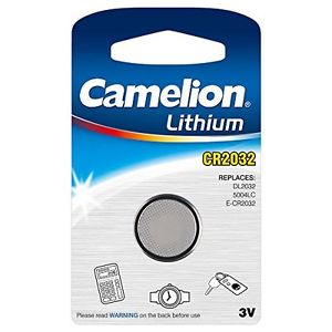 Camelion CR2032 lithium gombelem 3V