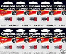 10db Camelion 4LR44 6V tartós elem