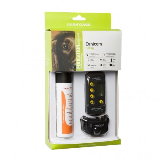 Num'axes Canicom Spray elektromos kiképző nyakörv érzékeny kutyáknak 6