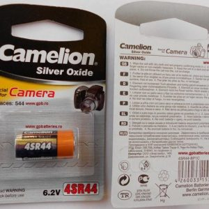 Camelion 4SR44 6,2V tartós elem