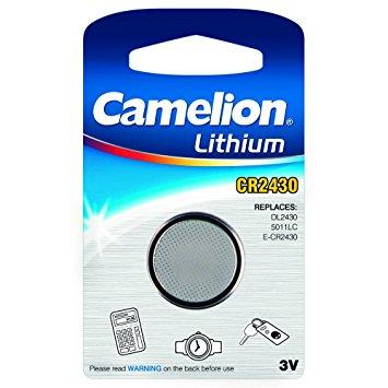 Camelion CR2430 lithium gombelem 3V 3