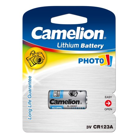 Camelion CR123A 3V tartós elem 3