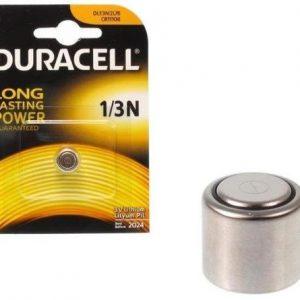 Duracell 3 V CR1/3N lítium elem
