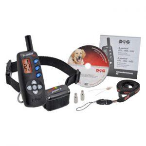 D Control 600 elektromos nyakörv (600m) – Dogtrace