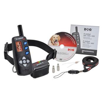 D Control 600 elektromos nyakörv (600m) – Dogtrace 4