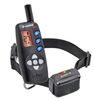 D Control 600 elektromos nyakörv (600m) – Dogtrace 5