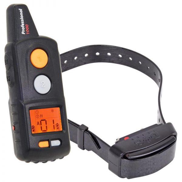 D Control Professional 1000 kutyakiképző nyakörv – Dogtrace 3