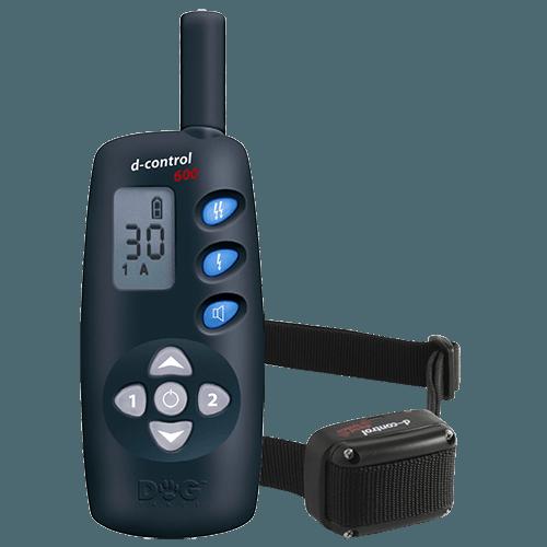 D Control 600 elektromos nyakörv (600m) – Dogtrace 3
