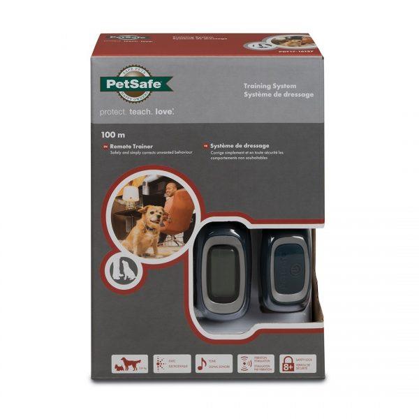 PetSafe® 100 méteres Lite távirányítós elektromos nyakörv 4
