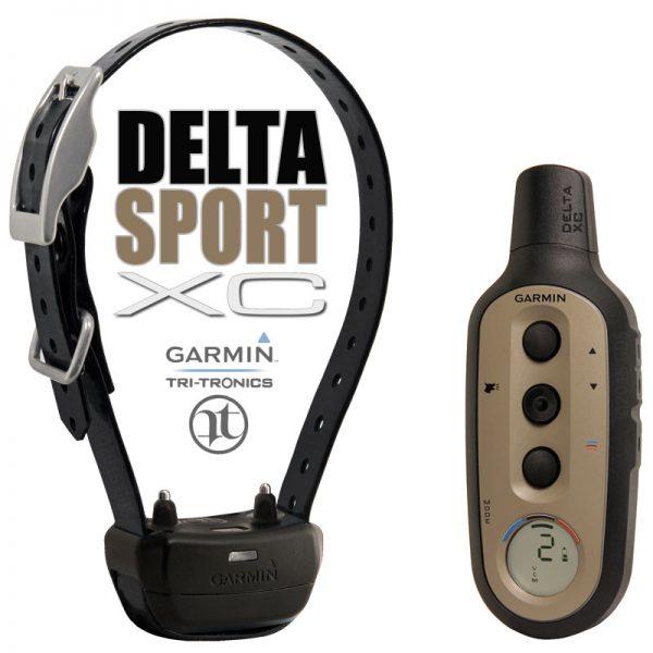 Garmin Delta Sport XC elektromos nyakörv és ugatásgátló nyakörv kettő az egyben 1200m 3