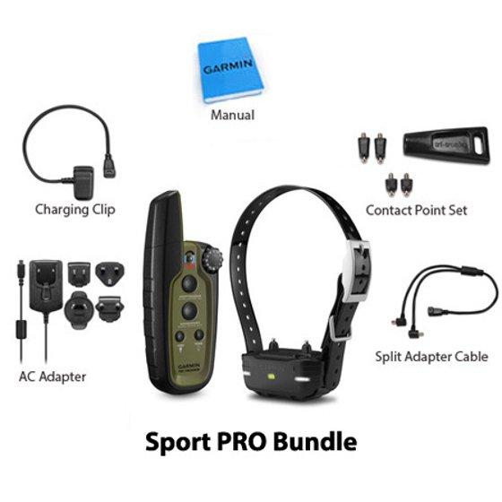 Garmin Sport PRO 1200m Elektromos nyakörv képzési rendszer 6