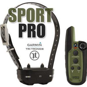 Garmin Sport PRO 1200m Elektromos nyakörv képzési rendszer