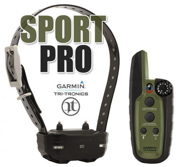 Garmin Sport PRO 1200m Elektromos nyakörv képzési rendszer 3