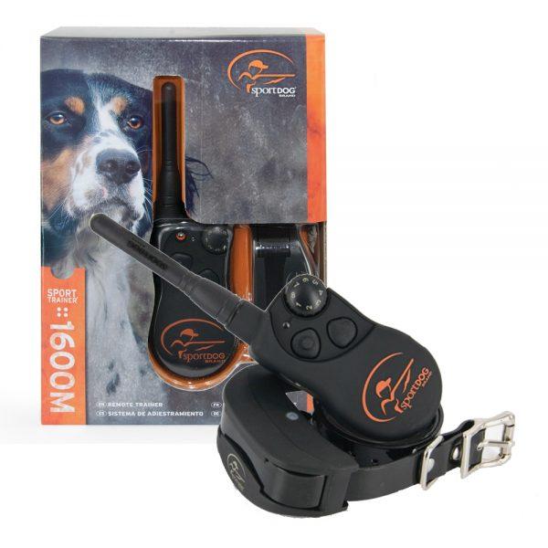 Sportdog SD-1825E 1600m elektromos nyakörv akár vadászathoz is 5