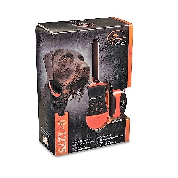 Sportdog SD-1275E 1200m elektromos nyakörv akár vadászathoz is 4