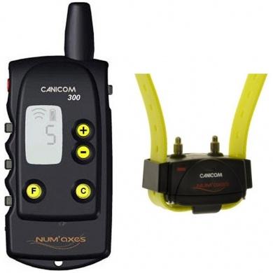 NUM'AXES CANICOM 300 Elektromos nyakörv, vadászatra is kiváló 4