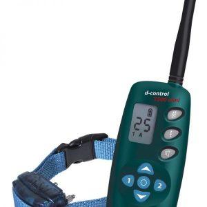 Dogtrace D-Control 1500, 1500m hatótávú, mini elektromos nyakörv, kiképző nyakörv