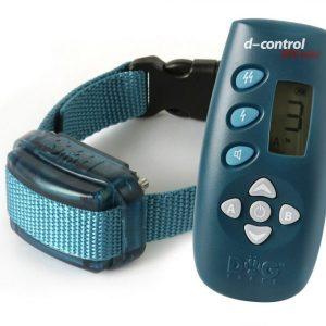 Dogtrace D-Control 200 200m hatótávú,  mini elektromos nyakörv, kiképző nyakörv
