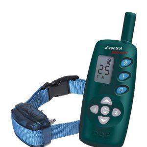 Dogtrace D-Control 500 mini, 500 m hatótávú, elektromos nyakörv, kiképző nyakörv