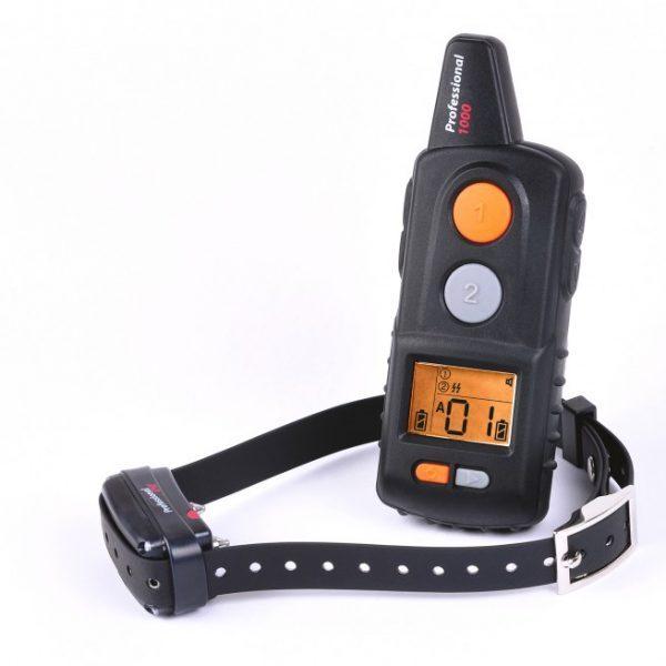 Dogtrace D-Control Professional 1000 ONE,1000m hatótávú, elektromos nyakörv, kiképző nyakörv