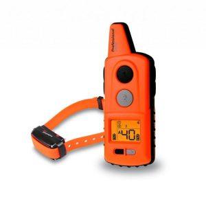 Dogtrace D-Control Professional 2000 ONE ORANGE, 2000m hatótávú, elektromos nyakörv, kiképző nyakörv