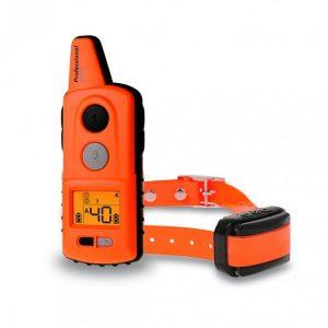 Dogtrace D-Control Professional 2000 mini ORANGE, 2000m hatótávú, elektromos nyakörv, kiképző nyakörv